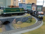 Bring the kids to see our operating train layout! - Uploaded by Casey Jones