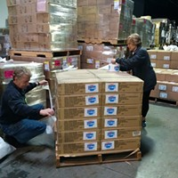 Unboxing Day: Literacy Mid-South readies for its recent citywide book giveaway