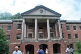 U.S. Marine Hospital - BIANCA PHILLIPS