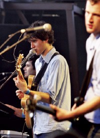 Vampire Weekend - JUSTIN FOX BURKS