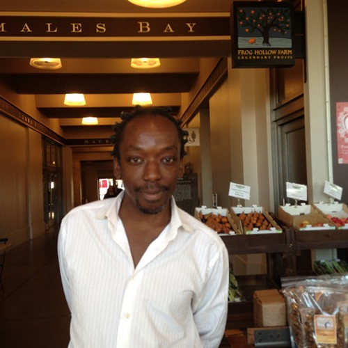 Vegan Chef Elijah Joy