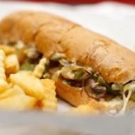 Vegetarian Sandwich at Yang's Deli