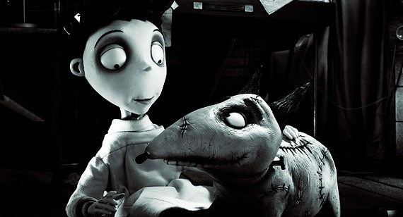 Victor and Sparky, from  Frankenweenie