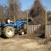 Volunteering at Urban Farms