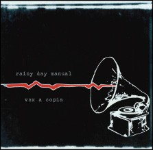 Vox a Copia - Rainy Day Manual - (no label)