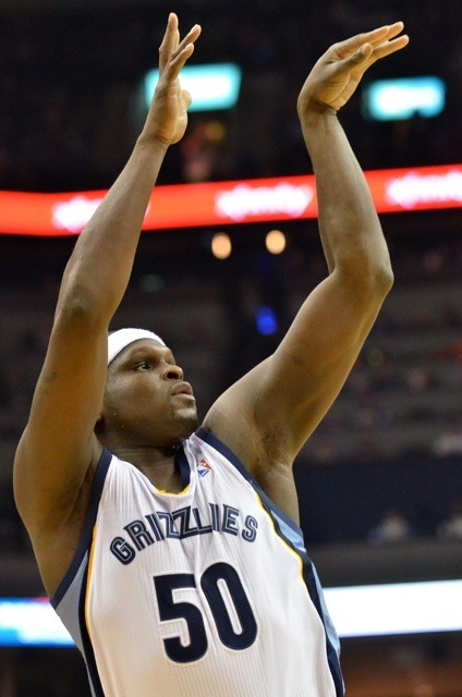 Was Game 6 the last time Griz fans will see Zach Randolph as a Grizzly?