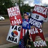 Westboro Baptist Church Brings their Craziness to Memphis