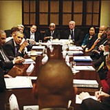 Wharton met with President Obama and other mayors last week