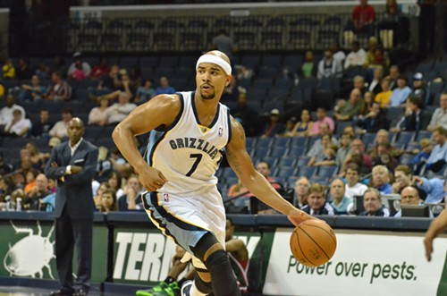When is Jerryd Bayless going to get moved back off the ball?