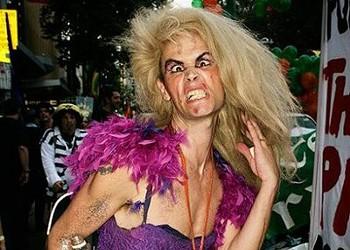 When Transvestites Attack; Memphis McDonald's Undergoes Gender-fication
