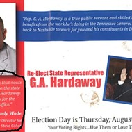 <i>Who</i> for Hardaway? Kernell Supporters Say Opponent Wrongly Claimed Their Endorsement