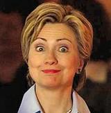 Who, Hillary?