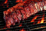 IMAGE: PONDEROSASALINA.ORG - Who's watching the ribs?: The Memphis Barbecue Network formed after Memphis In May announced they would no longer sanction other barbecue contests.