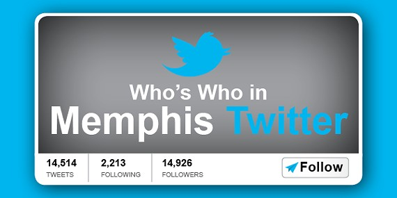 b3473ca8017 Who s Who in Memphis Twitter
