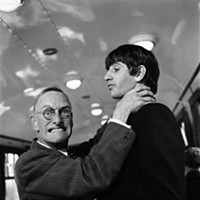 Indie Memphis screens A Hard Day's Night Wilfrid Brambell and Ringo Starr in A Hard Day's Night