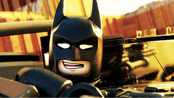 Will Arnett, The Lego Movie
