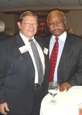 JB - Willingham and Morris at Lincoln Day
