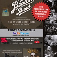 Win Tickets for the Zac Brown Band at FedExForum