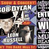 Win Tickets to Bob Dylan and Leon Russell