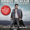 Win Tickets to John Mayer at FedExForum