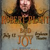 Win Tickets to Robert Plant at the Orpheum