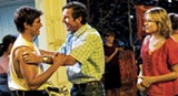 Zac Efron, Dennis Quaid, and Kim Dickens
