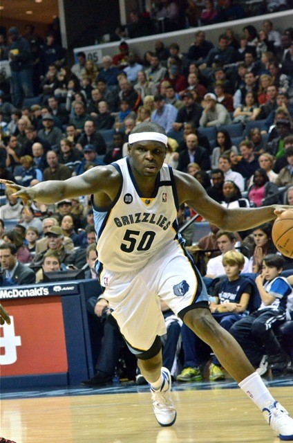 Zach Randolph, All-Star