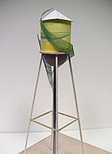 Zhao's design for the water tower