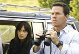 Zooey Deschanel and Mark Wahlberg