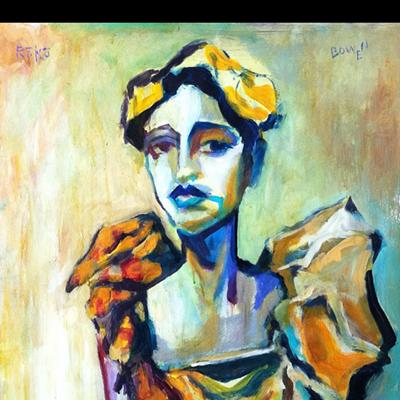 16 Beautiful Paintings by Tony Roko