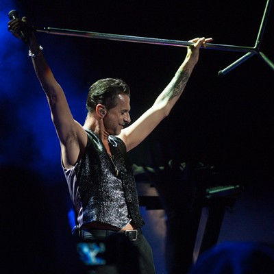 20 Photos From Depeche Mode's First North American Tour Date