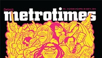 2014 Metro Times Blowout schedule