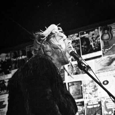 29 Great Photos from Nobunny at PJ's Lager House