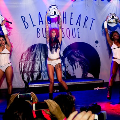 29 photos from the Suicide Girls' Blackheart Burlesque (NSFW)