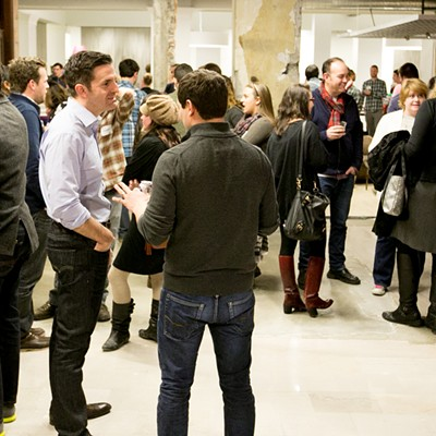 35 Great Shots From Drinks X Design at dPOP!