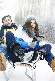 40 reasons to rejoice you're in Michigan for the winter