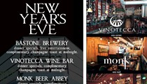 5 Awesome New Year's Eve Parties Around Detroit