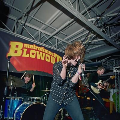 50 memories of Blowout 2013