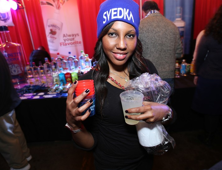 80 Awesome Photos From Vodka Vodka 2014