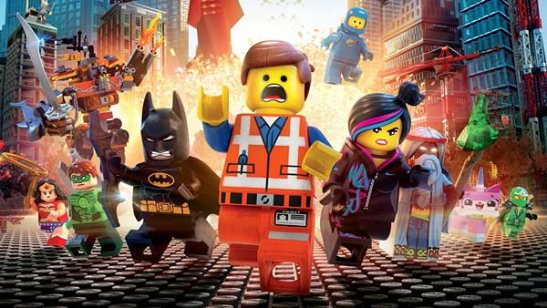 A Lego movie with Batman that still isn't as plastic as Batman & Robin. - COURTESY PHOTO