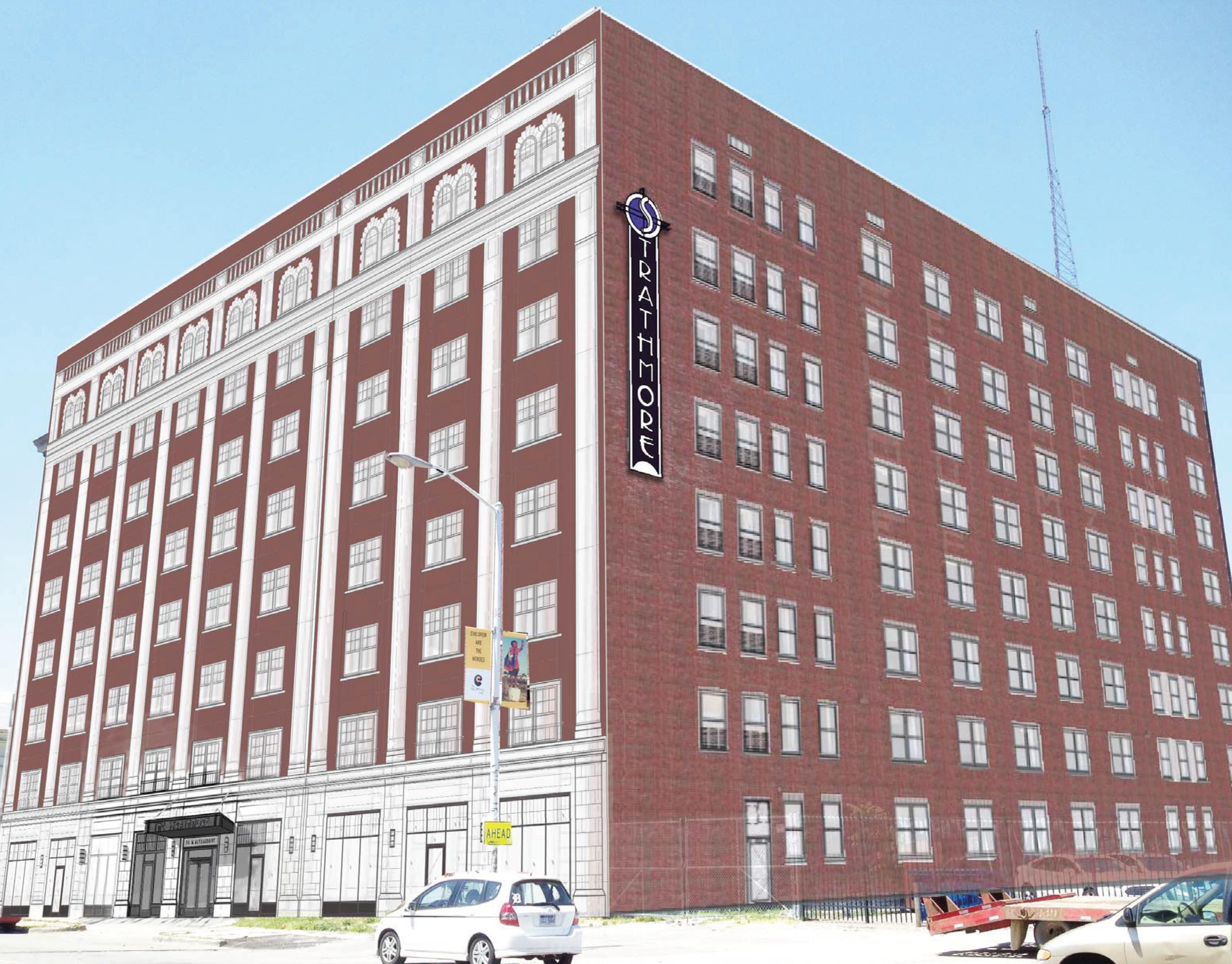 Apartments Near Midtown Detroit