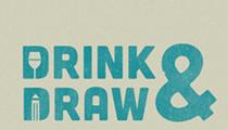 AIGA hosts Drink & Draw