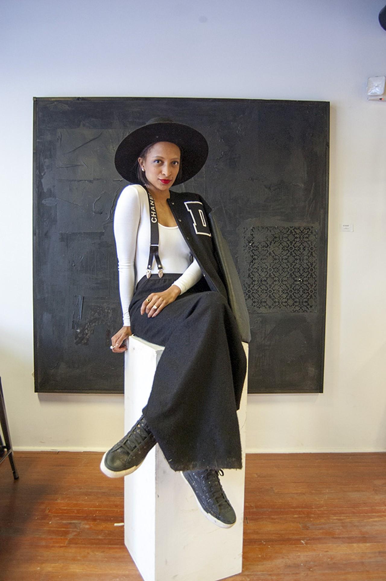 All Dolled Up: Roslyn Karamoko breaks down her 'classic meets street' style