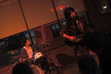 Anastasia Gold performs at Hamtramck's New Dodge Lounge