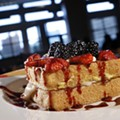 Downtown Detroit's Hudson Cafe starts the day