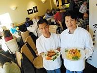 Annam Restaurant Vietnamien - METRO TIMES PHOTO / LARRY KAPLAN