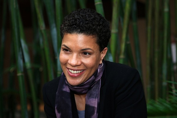 Author Michelle Alexander is bringing her critique of the war on drugs to Detroit.