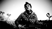 """COURTESY OF WESTERN WHERE - Autumn Nicole Wetli in the video for """"I Still Go On,"""" the first release from Western Where."""