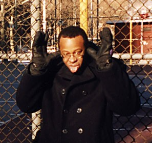 As you can see, Matthew Shipp takes himself very seriously. - EDVARD VLANDERS