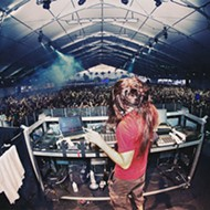 Bassnectar Brings his uniquely 'Immersive' show to the Masonic Temple
